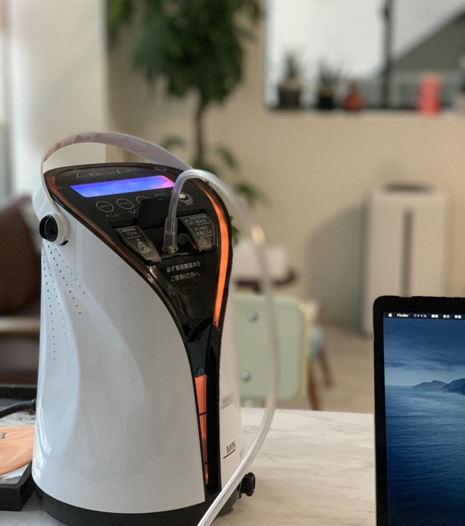 【オーナーブログ】水素吸入器をレンタルできる時代